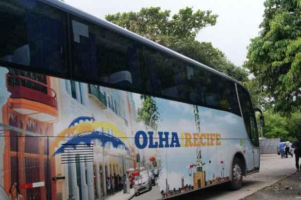 Ao todo serão 1.600 inscritos para o passeio de ônibus durante o ano. Foto: Tânia Passos/DP/D.A Press.