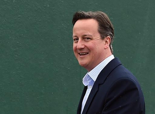 O primeiro-ministro britânico David Cameron. Foto: AFP/Paul Ellis
