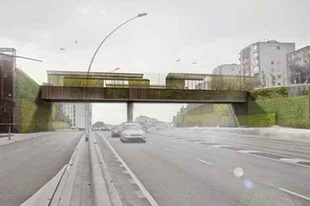 Projeto será um pouco mais caro do que o normal, mas vale a pena. Foto: BCQ Arquitetura/Reprodução