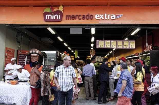 Minimercado Extra. Foto: Lead/ Divulgação