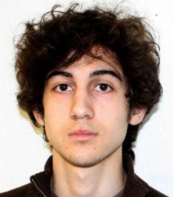 Dzhokhar Tsarnaev  foi condenado a pena de morte. Foto: AFP PHOTO
