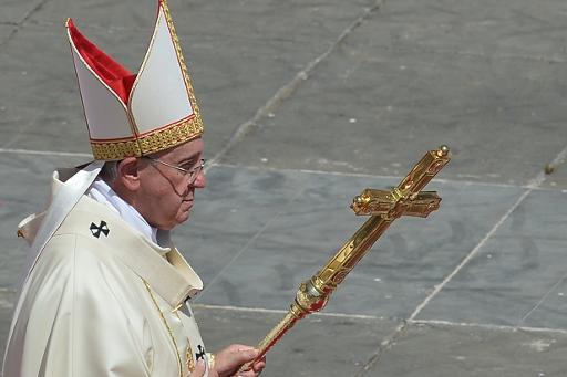 Papa Francisco. Foto: AFP ALBERTO PIZZOLI