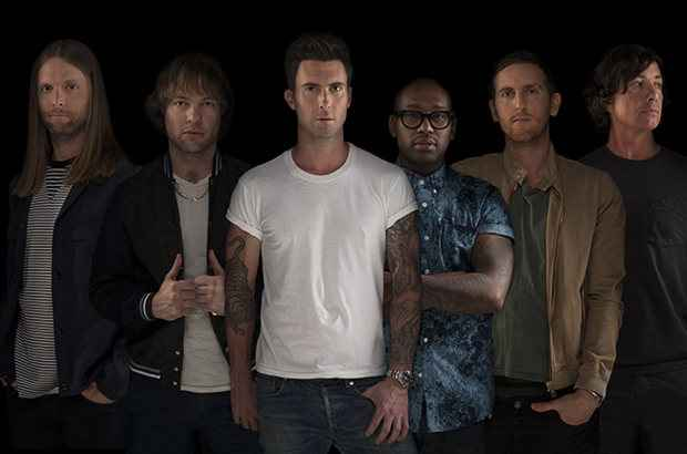 Cena da banda no clipe de Sugar, que já tem 420 milhões de visualizações no YouTube (Interscope/Reprodução)