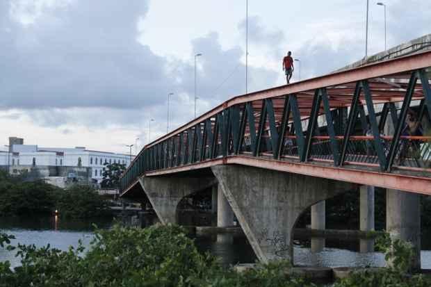 Crime acontece em 2006, na POnte Joaquim Cardoso