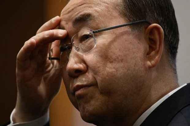 Ban Ki-moon participa da conferência em Seul. Foto: Ed Jones/AFP
