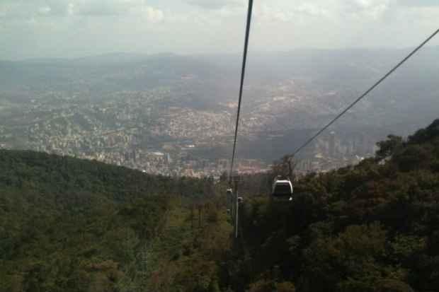 A venezuelana La Guaíra é conhecida pelo turismo de aventura. Foto: Divulgação