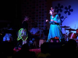 Show da cantora na Pracinha Recife (Foto: Sarah Eleutério/DP/D.A.Press)