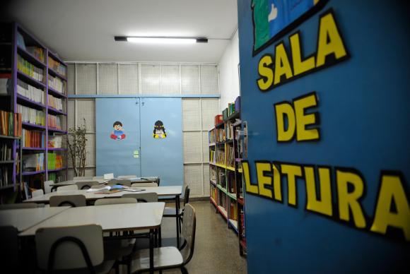 Escolas públicas precisam construir mais de 64,3 mil bibliotecas até 2020 para cumprir meta prevista em leiFabio Rodrigues Pozzebom/Agência Brasil