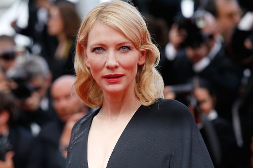 Cate Blanchett protagoniza história de amor lésbico. Foto: Valery Hache/AFP