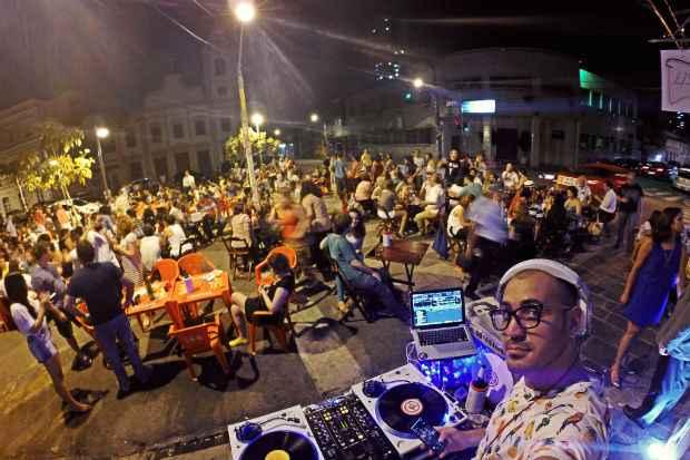 Terça do Vinil. Crédito: DJ 440/Divulgação