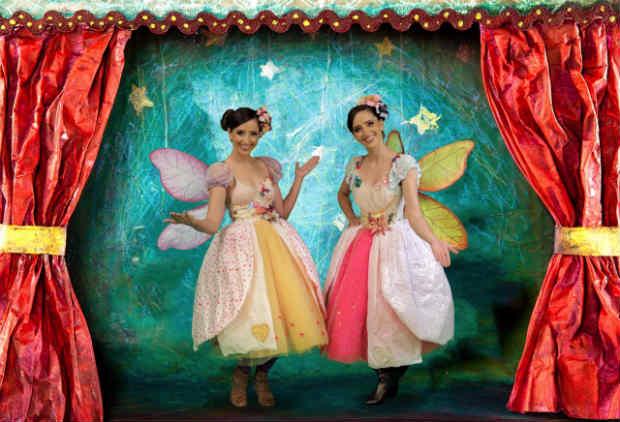 Show viaja pelo universo lúdico da cultura nordestina. Foto: Luni Produções/Divulgação
