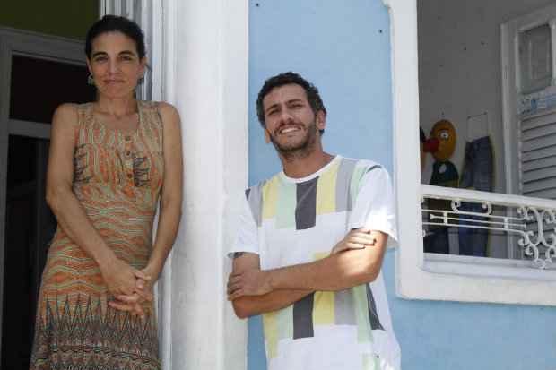 Lia e Marcelo atuam nos projetos da Icei. Foto: Rodrigo Silva/Esp.DP/D.A Press