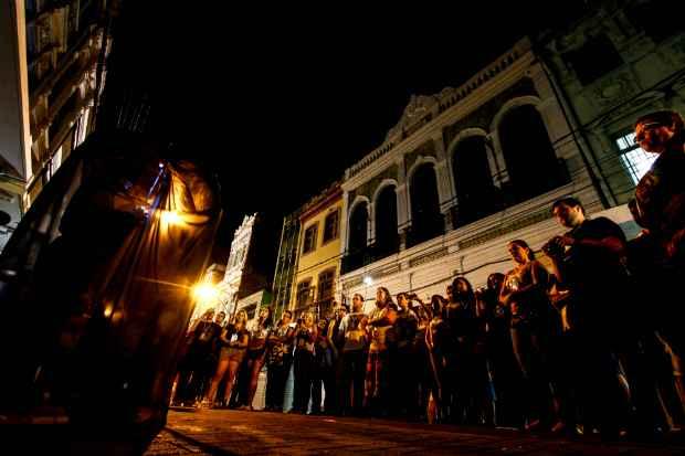 Recife Assombrado é passeio especial do último Olha!Recife do mês. (Foto: PCR/Divulgação)