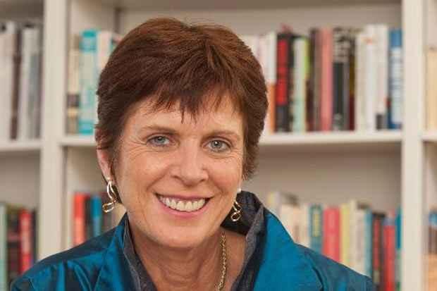 A professora Louise Richardson, recém-nomeada reitora da Universidade de Oxford. Foto: Alan Richardson/Universidade de St. Andrews/AFP/Arquivos