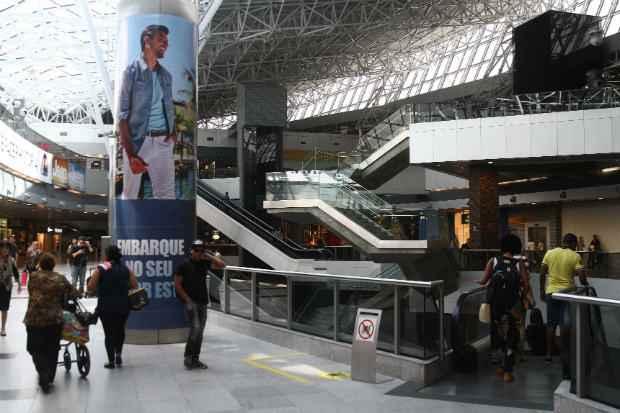 Agarre.com dá dicas para quem teve bagagem extraviada. Foto: Júlio Jacobina/DP/DA Press