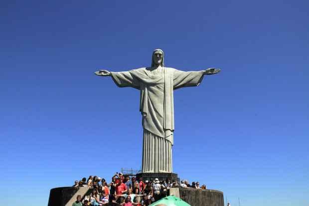 Cristo Redentor é o número um do Brasil. Foto: Alexandre Macieira/Riotur/Divulgação