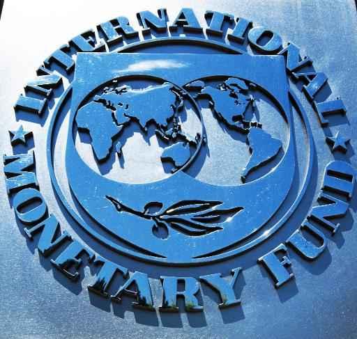 Sede do Fundo Monetário Internacional, em Washington. Foto: Paul J. Richards/AFP