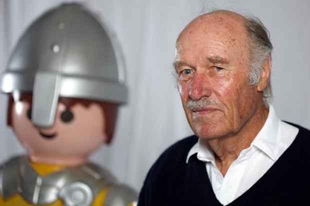 Horst Brandstaetter, em 2010. Foto: Daniel Karmann/DPA/AFP