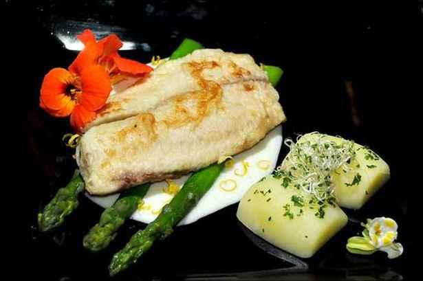 Tilápia pode se transformar em prato sofisticado. Foto: Marcos vieira/EM/D. A PRESS
