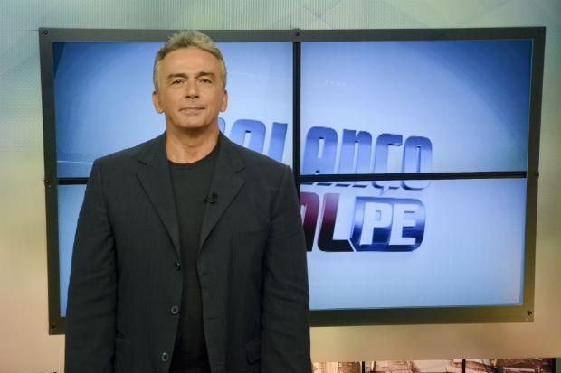 Hugo Esteves é destaque no Balanço Geral, às 12h na TV Clube. Crédito: Guilherme Verissimo/Esp. DP/D.A Press