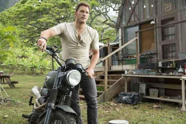 Chris Pratt é o protagonista de