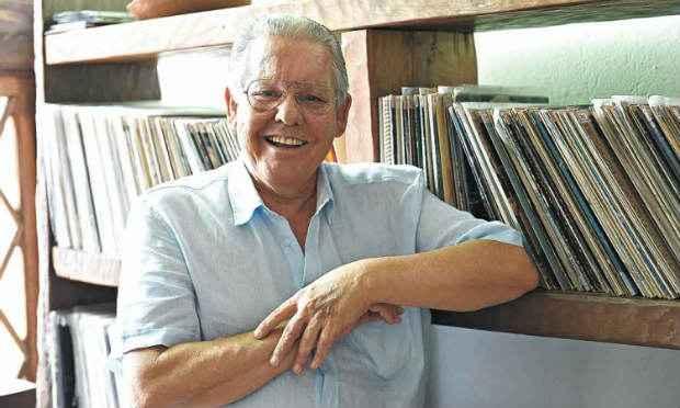Brant foi um dos principais parceiros musicais de Milton Nascimento. Foto: Gladyston Rodrigues/EM/D.A Press