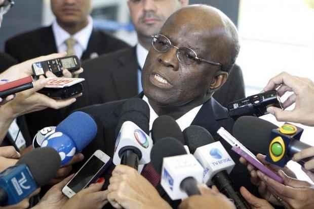 Joaquim Barbosa negou candidatura à Presidência da República. Foto: Nelson Júnior/STF