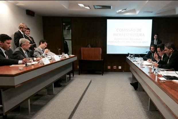 Senador de Pernambuco fez questionamentos durante uma audiência no Senado. Foto: Agência Senado