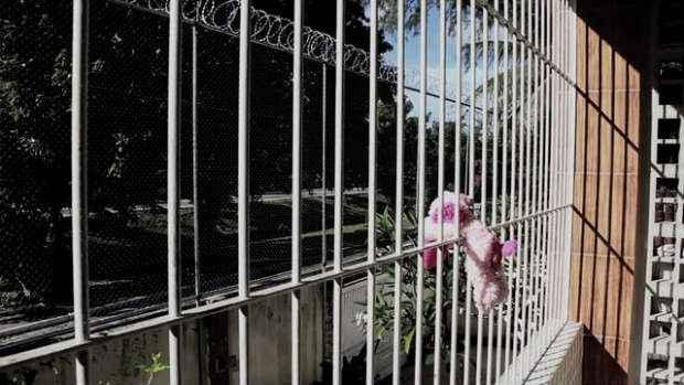 Curta foi filmado Centro de Atendimento Socioeducativo Santa Luzia, onde vivem apenas meninas. Foto: Viimeo/Reprodução