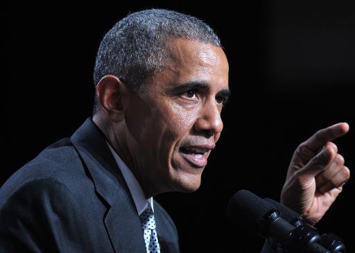 (Arquivo) O presidente americano, Barack Obama. Foto: MANDEL NGAN/ AFP