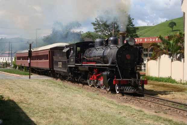 Viagem de trem vem atraindo cerca de 3 milhões de pessoas por ano. Foto: ABOTTC/Divulgação