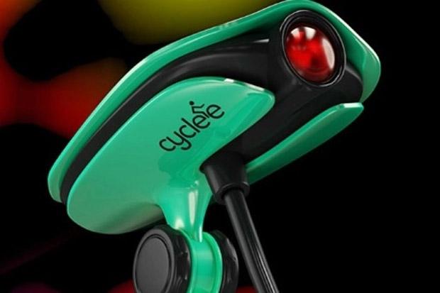 Acessório ficará próximo ao banco da bicicleta. Foto: behance.net/Reprodução