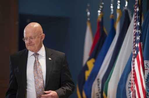 (Arquivo) O diretor da Inteligência Nacional, James Clapper. Foto:JIM WATSON/ AFP