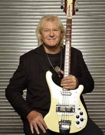 Squire era referência pelo uso de efeitos de guitarra no baixo. Foto: Divulgação