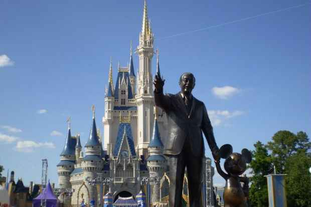A medida começará a valer a partir de 30 de junho nos vários parques da Disney na Flórida (sudeste dos EUA), incluindo os parques aquáticos, e na Califórnia (oeste). Foto: Sinval Neto/DP/DA Press