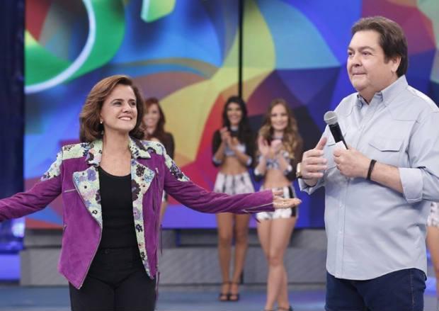 A entrevista foi ao ar neste domingo (28). Foto: Gshow/Divulgação
