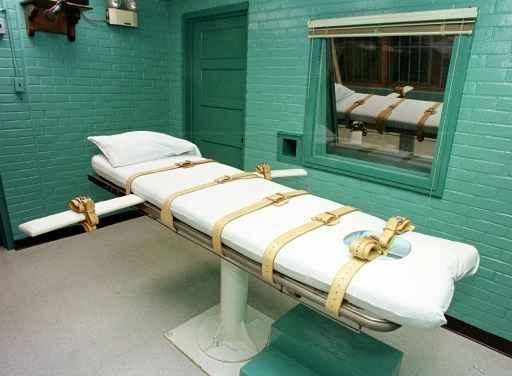 O uso da injeção letal foi questionado em vários casos em que a execução foi longa e dolorosa. Foto: Paul Buck/AFP