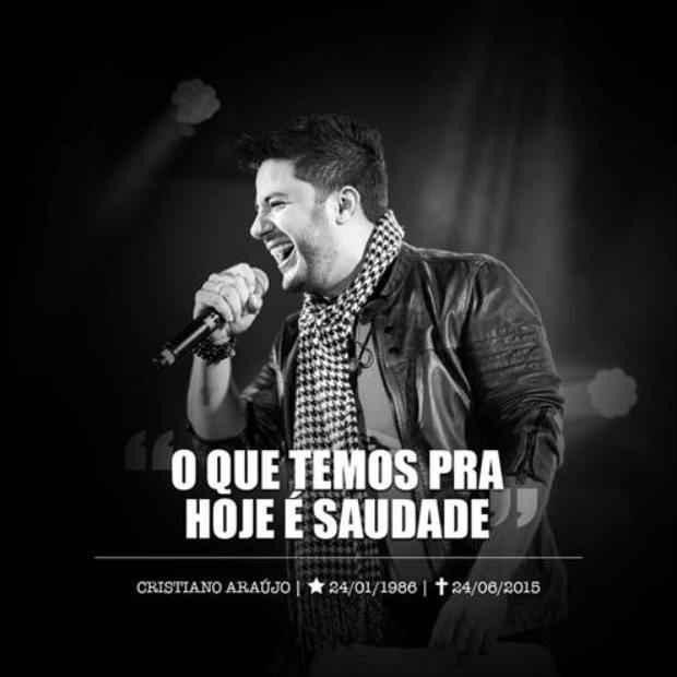 O cantor sertanejo morreu na última quarta-feira (24). Foto: Reprodução