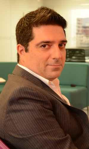 Rafael del Castillo representa o Expedia na América do Sul. Foto: Smart PR/Divulgação