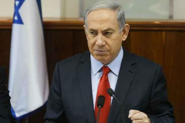 O premier de Israel, Benjamin Netanyahu. Foto: Atef Safadi/Pool/AFP