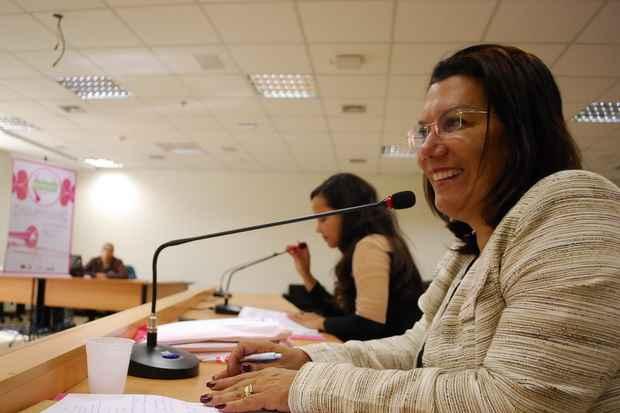 Eliana é reconhecida pelo trabalho em defesa do direito da mulher. Foto: PSB/Divulgação