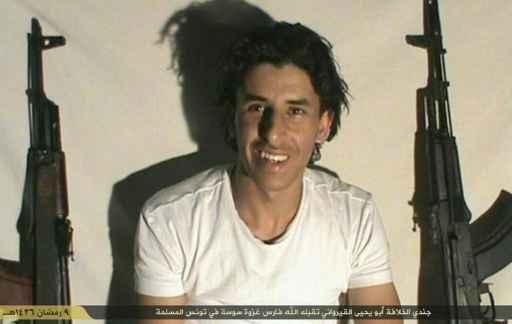 Seifeddine Rezgui matou 38 pessoas em uma praia na Tunísia. Foto: Tunisian Branch of The Is Group/AFP