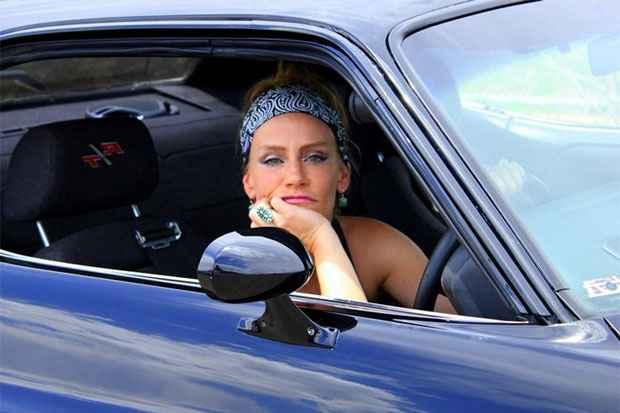 Amanda contracenou com Patrick Dempsey como Cindy Mancini. Foto: Reprodução