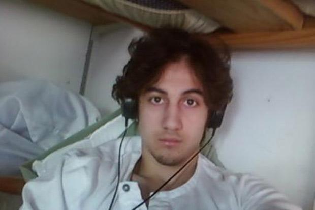 Dzhokhar Tsarnaev, em foto cedida pelo Departamento de Justiça americano, no dia 23 de março de 2015. Foto: Departamento de Justiça dos EUA/AFP/Arquivos