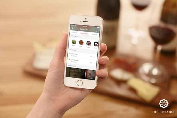App permite ao usuário aprender sobre o que está bebendo. Foto: Divulgação
