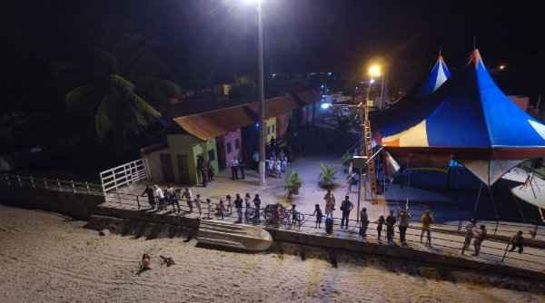 Festival Curta Porto em Porto de Galinhas terá sessões de nove filmes neste sábado. Foto: Marlom Meirelles/Divulgação