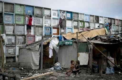 As Nações Unidas desejam erradicar a pobreza e a fome do mundo até 2030. Foto: Noel Celis/ AFP