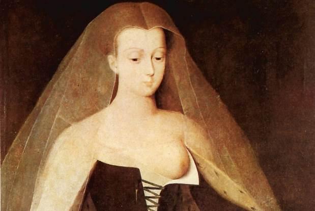 Agnès Sorel. Crédito: Wikimedia-org/reprodução