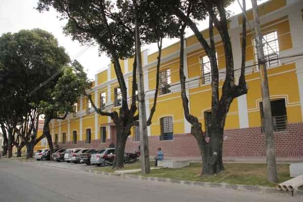 Pernambuco tem atualmente 28 escolas técnicas e ganhará mais 11. Foto: Debora Rosa/Esp.DP/D.A.Press