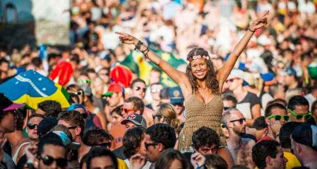 O Tomorrowland Brasil será de 21 a 23 de abril de 2016. Foto: AFP Photo/ Belga/ Jonas Roosens